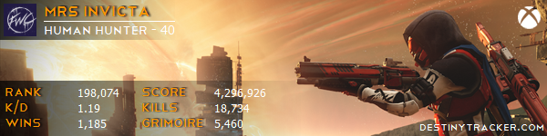 Destiny 1 Kd Tracker Related Keywords & Suggestions